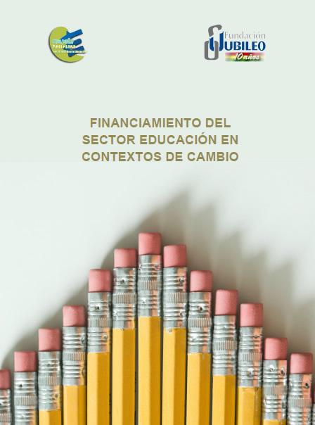 financiamiento del sector educación