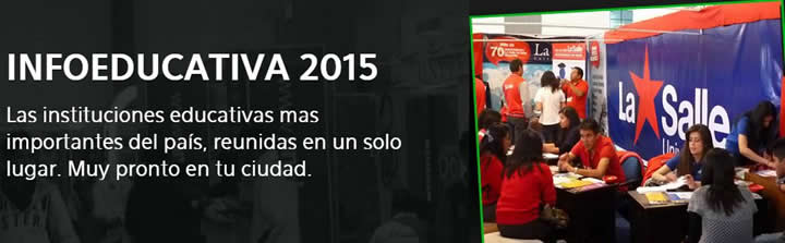 infoeducativa 2015